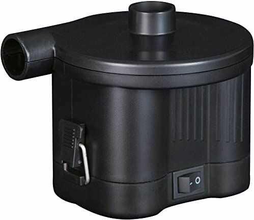 Bestway Sidewinder elektryczna pompa powietrza na baterie, 6 V, 40 W
