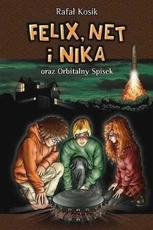 Felix, Net i Nika oraz Orbitalny Spisek 1 Tom 5 - Rafał Kosik