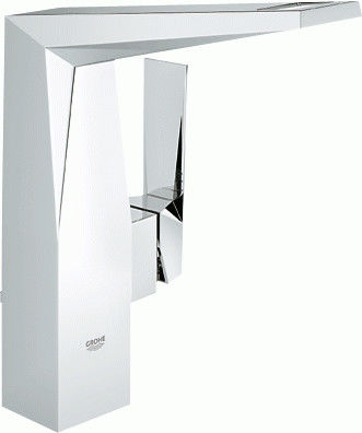 Allure Brilliant Grohe bateria umywalkowa chrom - 23109000