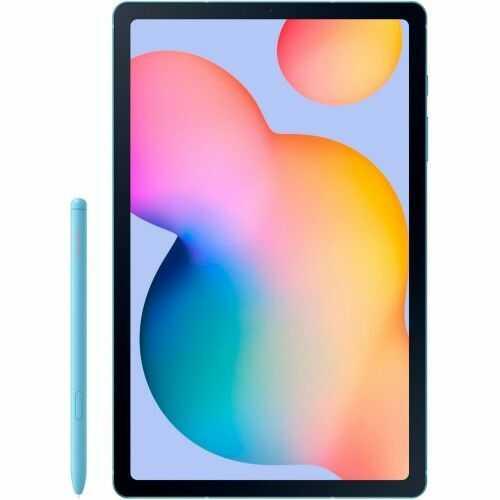 """Samsung 10.4"""" (26,41cm) Samsung P610N Galaxy Tab S6 Lite 64 GB Wi-Fi (Blue)"""