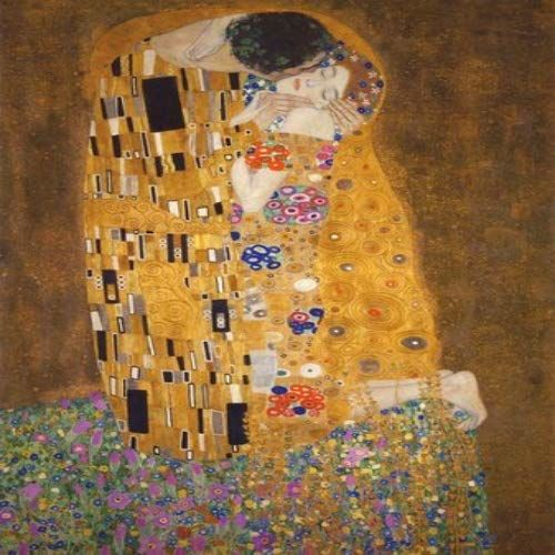 Empire 105790 Gustav Klimt pocałunek plakat 91,5 cm x 61 cm