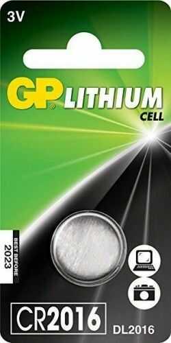 bateria litowa mini GP CR2016