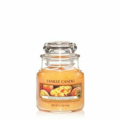 Yankee Candle Mango Peach Salsa 104g MAŁA ŚWIECA SZYBKA WYSYŁKA