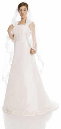 FSS548 Suknie Ślubne Suknia EKRI