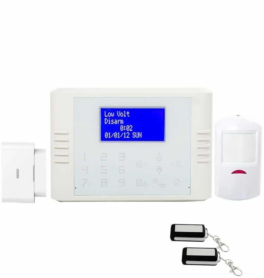 Alarm bezprzewodowy SATLINK SL-U2