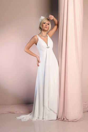 FSS550 Suknie Ślubne Suknia BIAŁY