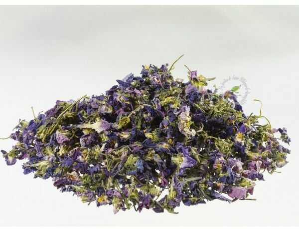 Przyprawy i zioła - Fiolek wonny kwiaty 20g Bio*, - 40085