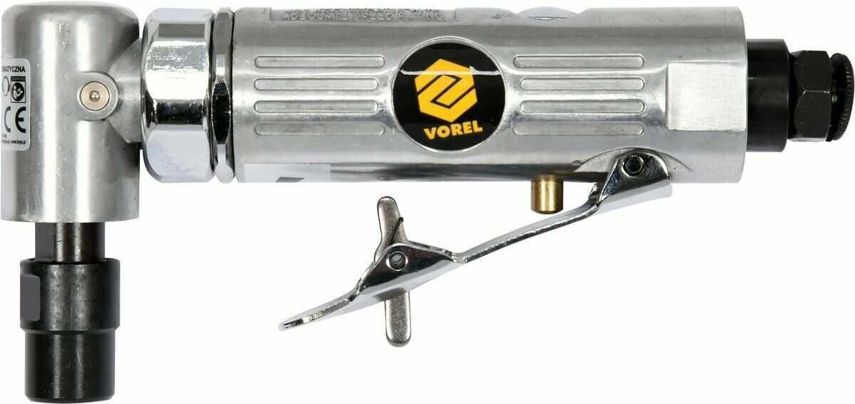 Szlifierka pneumatyczna kątowa 6mm Vorel 81110 - ZYSKAJ RABAT 30 ZŁ