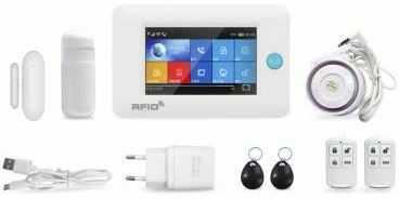 Alarm bezprzewodowy GSM/WIFI/GPRS SATLINK SL-106