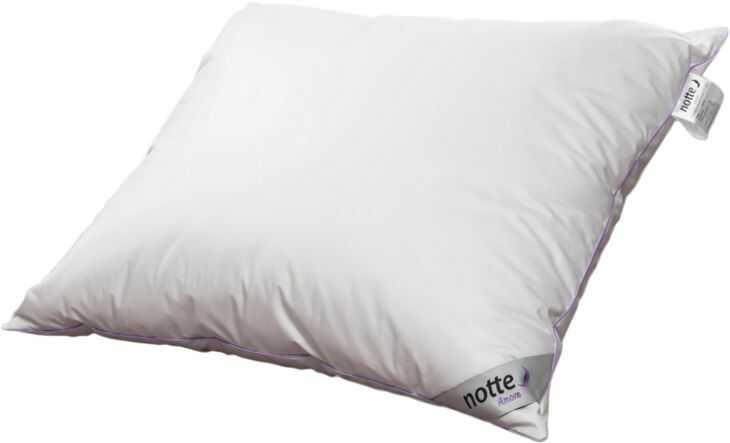 Poduszka trzykomorowa NOTTE AMORE ANIMEX puchowa, Rozmiar: 40x40 Darmowa dostawa, Wiele produktów dostępnych od ręki!