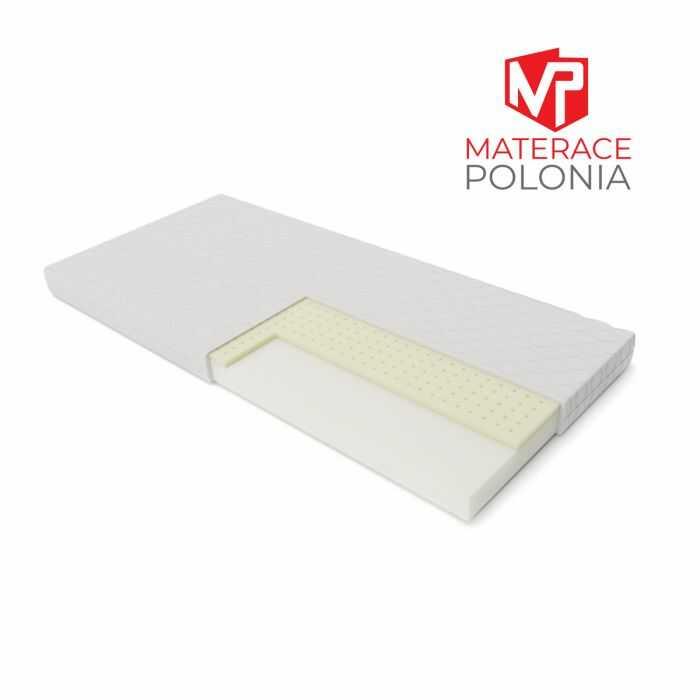 materac piankowy GÓRSKI MateracePolonia 160x200 H2 + 2 lat gwarancji