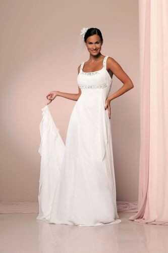 FSS556 Suknie Ślubne Suknia BIAŁY