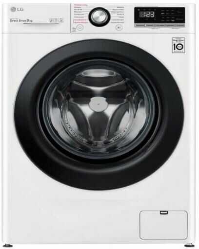 LG SteamSpa F4WV309S6E - Kup na Raty - RRSO 0%