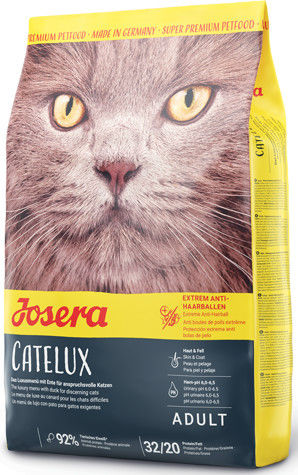 Josera Catelux Adult Cat 400g Josera DLA ZAMÓWIEŃ + 99zł GRATIS!