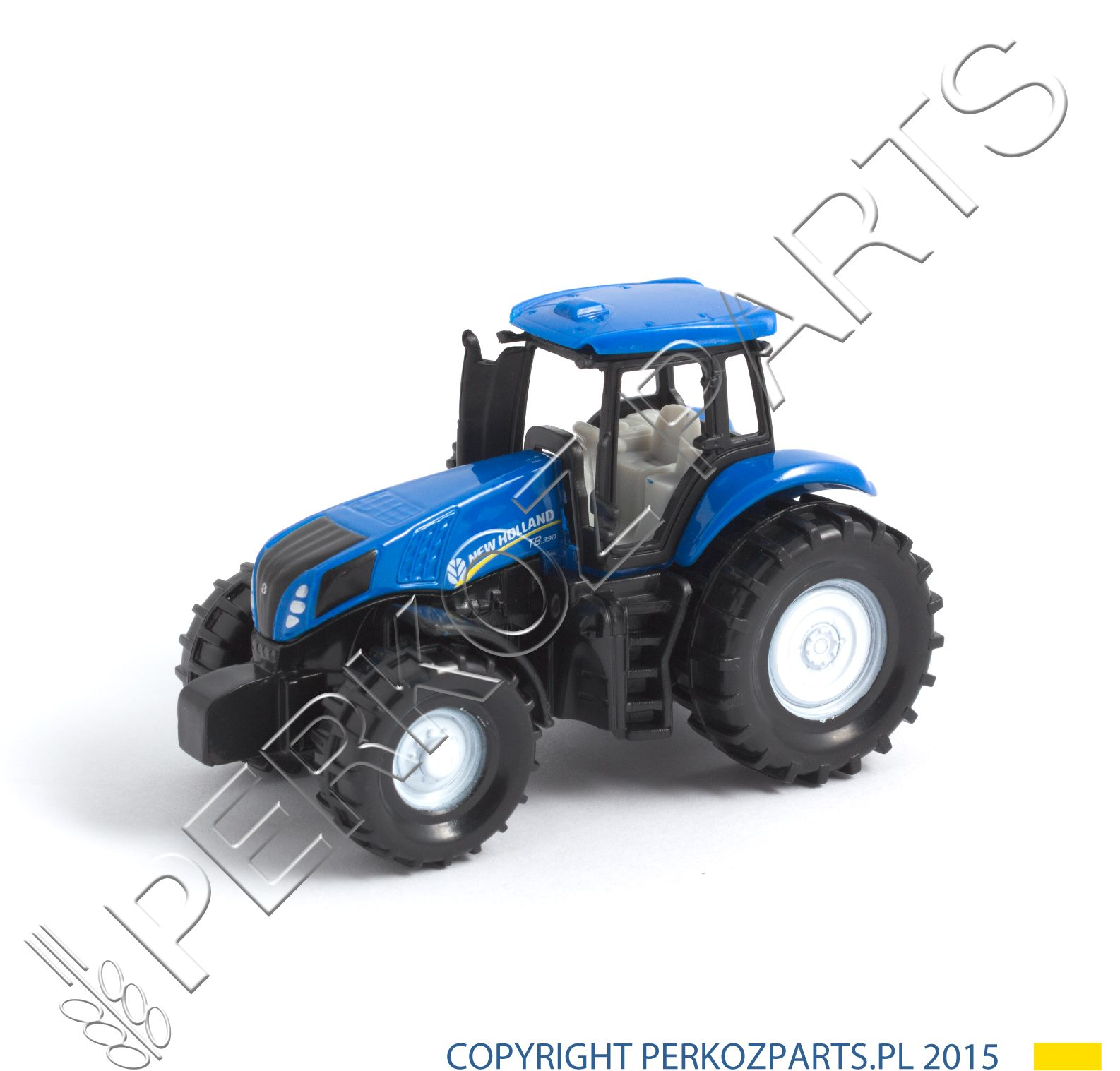 TRAKTOR SIKU NEW HOLLAND T8 .390 (SKALA 1:87) - 6001012