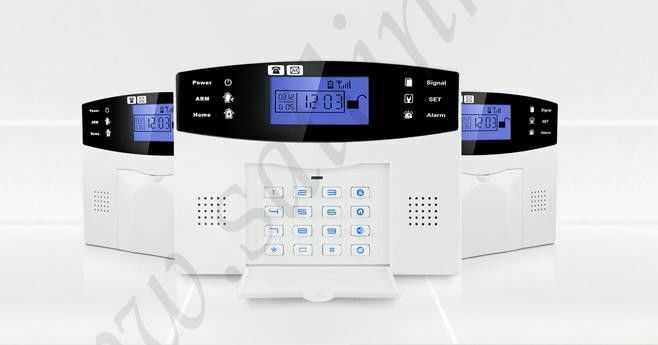 Centralka alarmu bezprzewodowego SL-GSM30A
