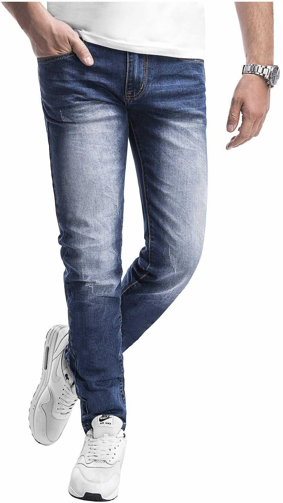 Spodnie jeansowe męskie 2079