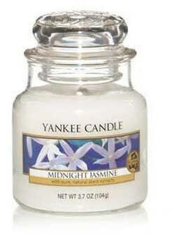 Yankee Candle Midnight Jasmine 104g MAŁA ŚWIECA SZYBKA WYSYŁKA