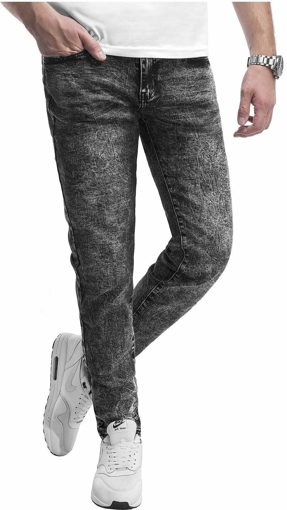Spodnie jeansowe męskie 2073