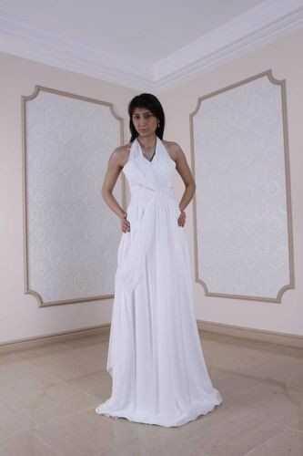 FSS567 Suknie Ślubne Suknia BIAŁY