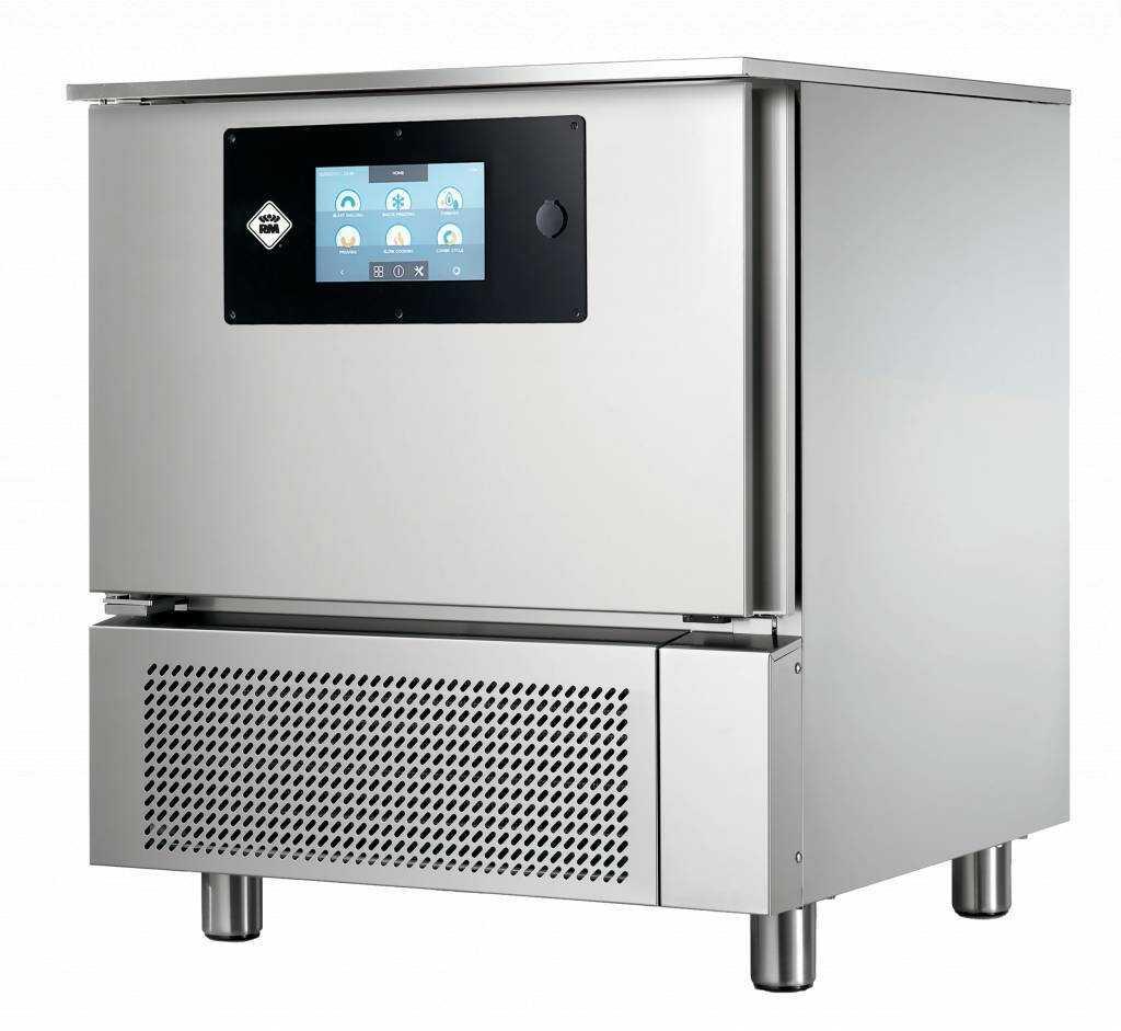 Schładzarko-zamrażarka szokowa Infinity 5xGN 1/1 578W 790x778x(H)850mm