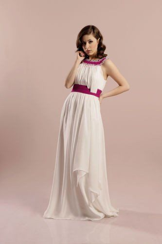 FSS569 Suknie Ślubne Suknia BIAŁY