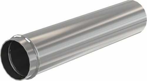 Przedłużka metalowa 15cm ,DN32 do syfonów umywalkowych,CHROM