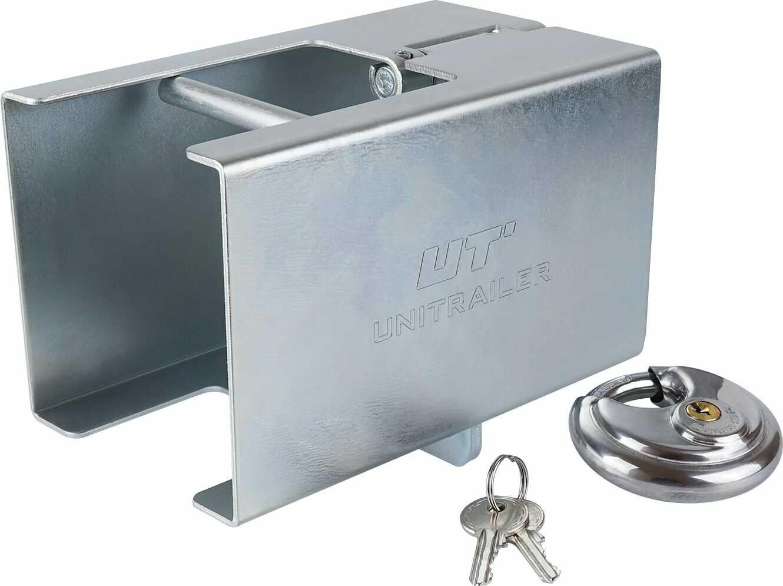 Zabezpieczenie zaczepu Unitrailer TRAILER PRO-BOX XL