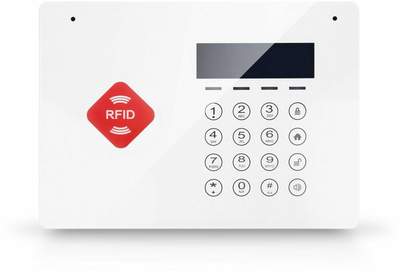 Centralka alarmu bezprzewodowego SL-G66B