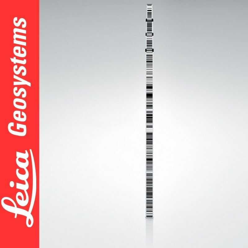 Łata kodowa do DNA. Aluminiowa 4m GTL4C Leica