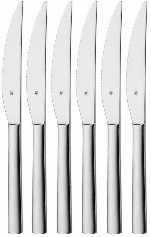 Wmf - zestaw 6 noży do steków nuova