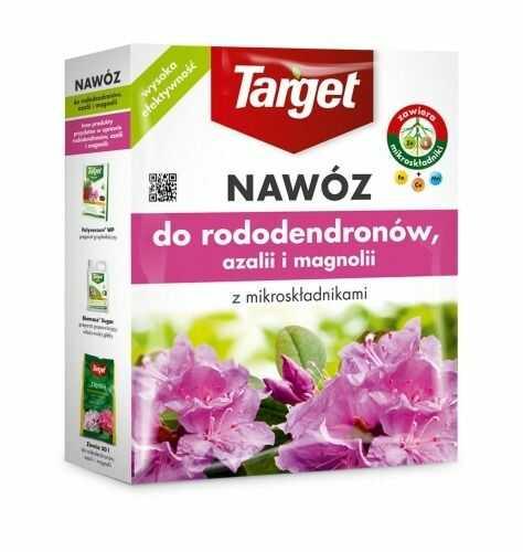 Nawóz do rododendronów i azalii z mikroskładnikami  1 kg target