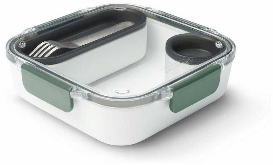 Black+blum - lunch box, oliwkowy