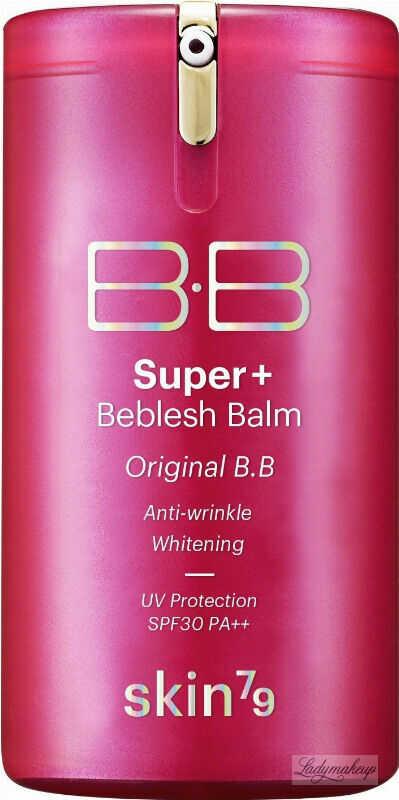 Skin79 - Super+ Beblesh Balm - Rozjaśniający krem BB - SPF 30 PA++ Pink