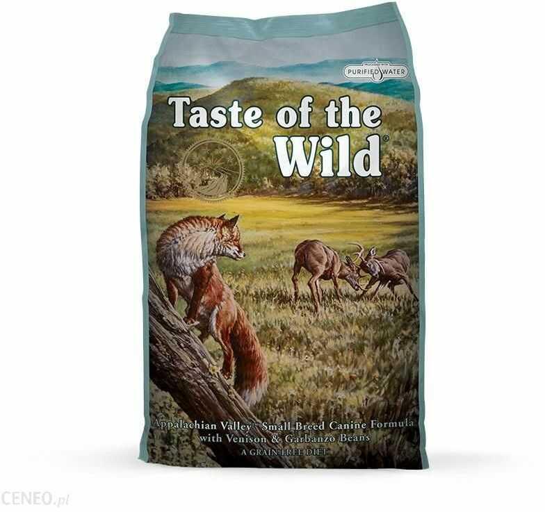 Taste of the Wild Appalachian Valley 2kg Do każdego zamówienia dodaj prezent. Bez dodatkowych wymagań - tak łatwo jeszcze nie było!