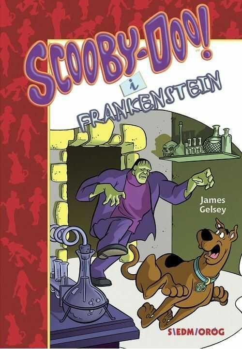 Scooby-Doo! i Frankenstein - James Gelsey - ebook