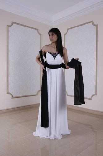 FSS574 Suknie Ślubne Suknia BIAŁY