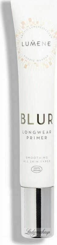 LUMENE - BLUR LONGWEAR PRIMER - Długotrwała, wygładzająca baza pod makijaż - 20 ml