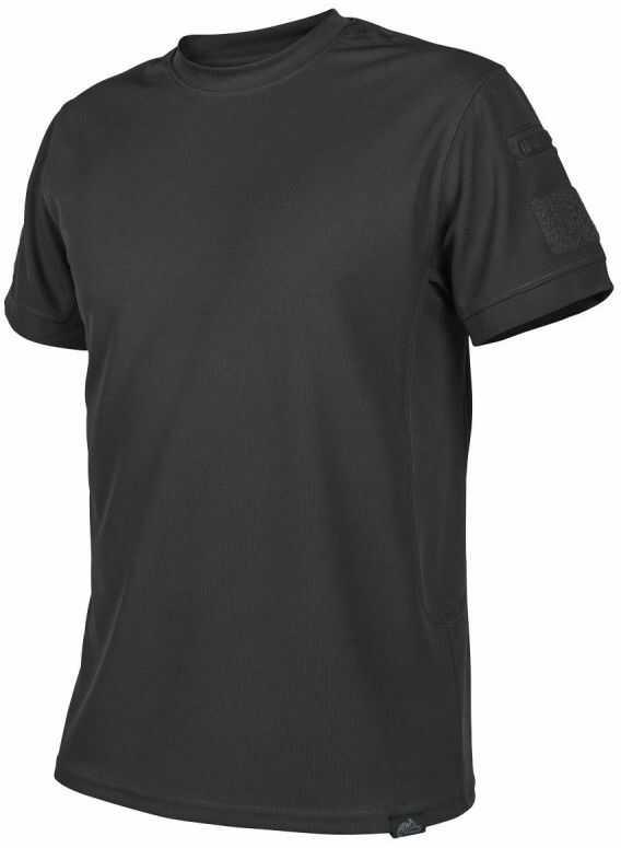 Koszulka termoaktywna Tactical T-shirt Helikon TopCool Black (TS-TTS-TC-01)