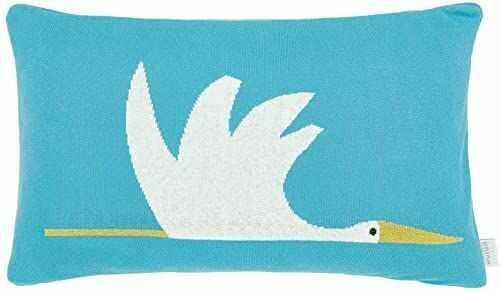 Scion Baja poduszki turkusowe, 100% bawełna, 30 x 50