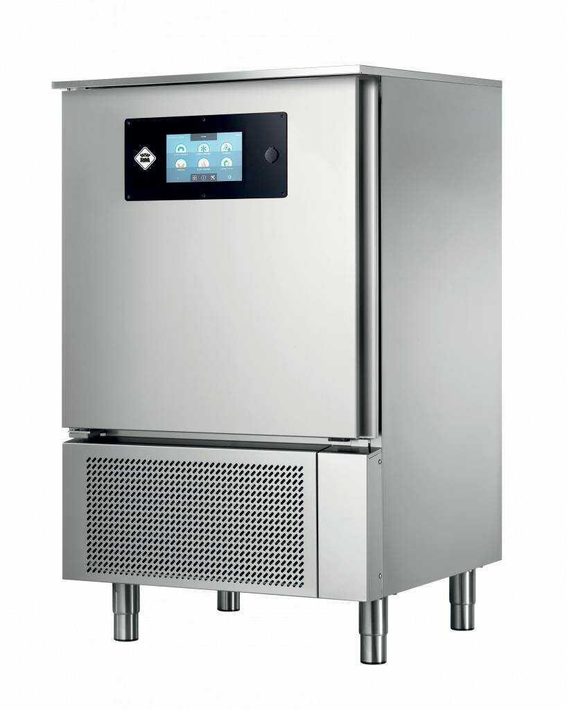 Schładzarko-zamrażarka szokowa Infinity 8xGN1/1 787W 790x778x(H)1300mm