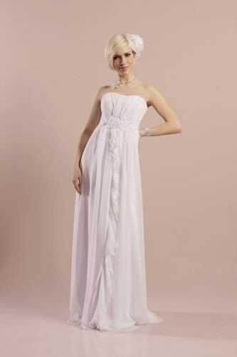 FSS575 Suknie Ślubne Suknia BIAŁY