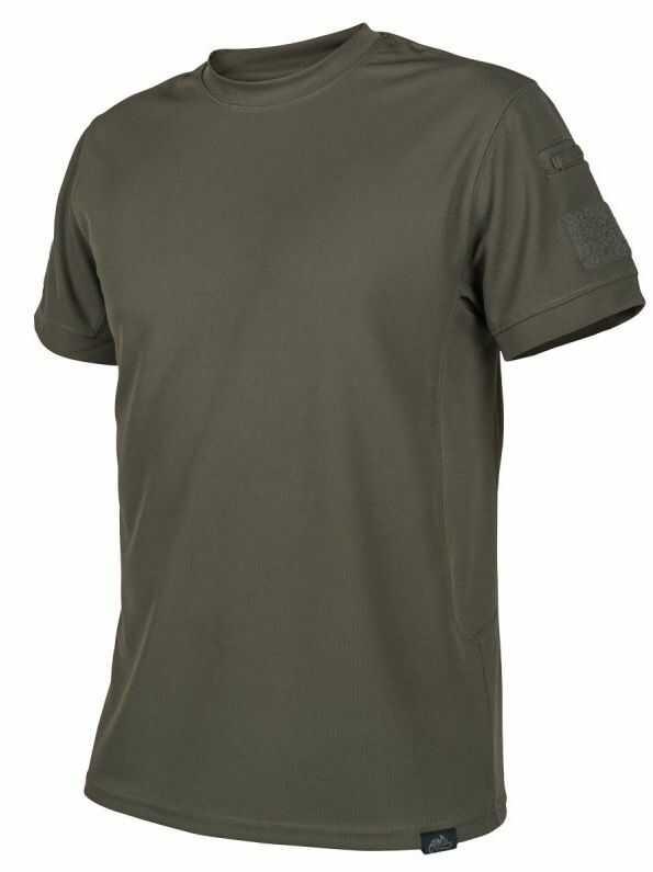 Koszulka termoaktywna Tactical T-shirt Helikon TopCool Olive Green (TS-TTS-TC-02)