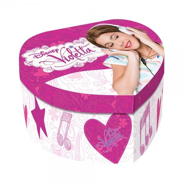 Szkatułka na biżuterię Violetta