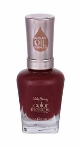 Sally Hansen Color Therapy lakier do paznokci 14,7 ml dla kobiet 370 Unwine d