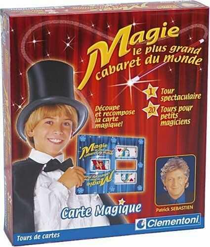 Clementoni  gra planszowa dla dzieci  magiczna karta
