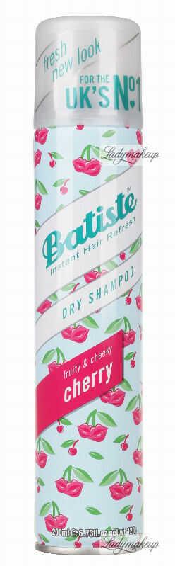 Batiste - Dry Shampoo - CHERRY - Suchy szampon do włosów - 200 ml