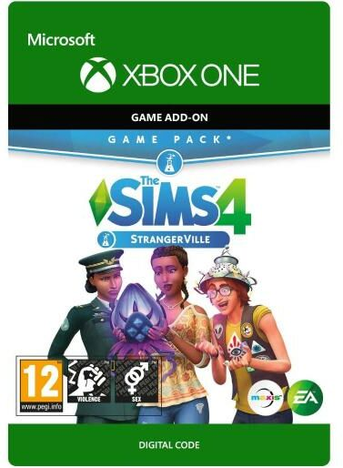 The Sims 4 - StrangerVille DLC [kod aktywacyjny] Xbox One