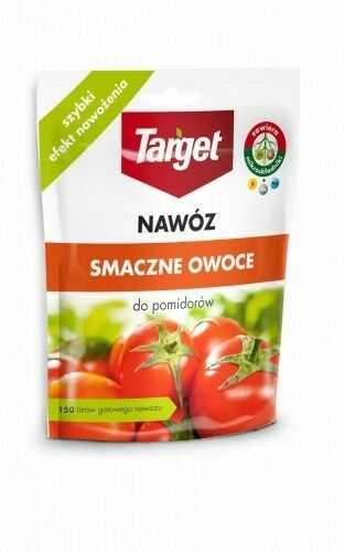 Nawóz do pomidorów  smaczne owoce  150 g target