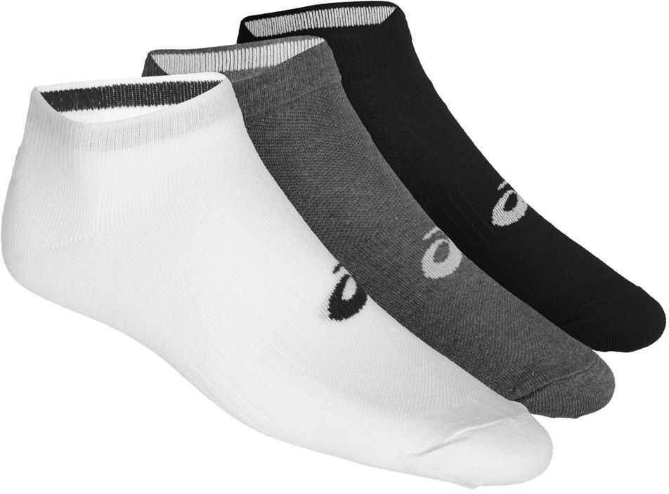 Skarpetki Asics 3PPK Ped Sock 155206-0701 Rozmiar: 47-49 155206-0701